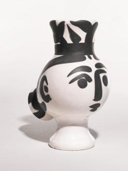Pablo Picasso-Chouette Femme (A. R. 119)-1951