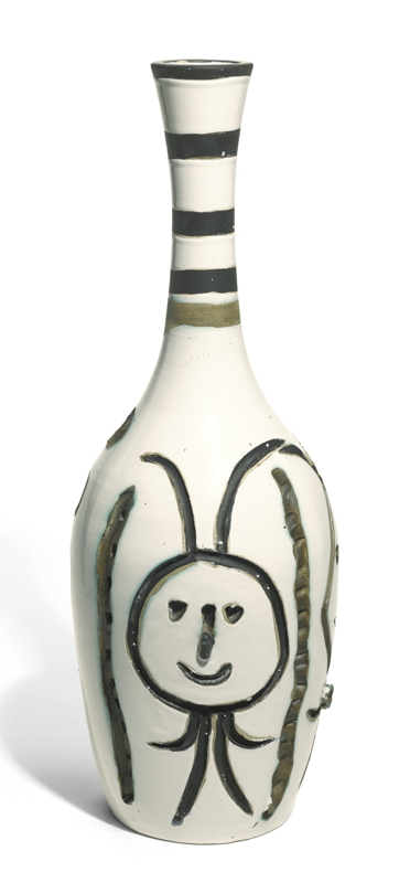 Pablo Picasso-Bouteille Gravee (A. R. 249)-1954