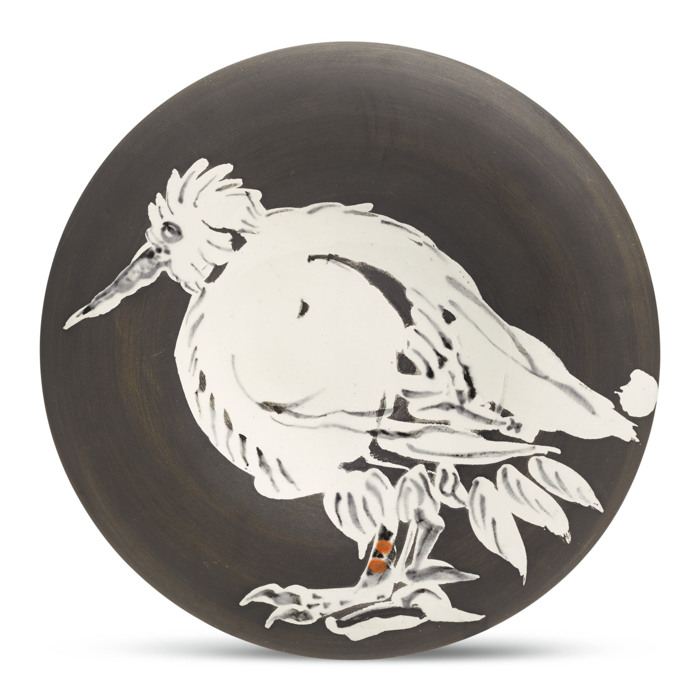 Pablo Picasso-Oiseau No. 76 (A. R. 481)-1963