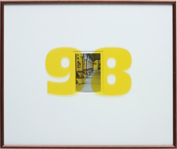 Martin Kippenberger-98, Meistertopferei Am Luganer See-1989