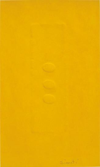 Turi Simeti-Ovali Gialli-1999