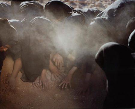 Shirin Neshat-Passage Series-2001