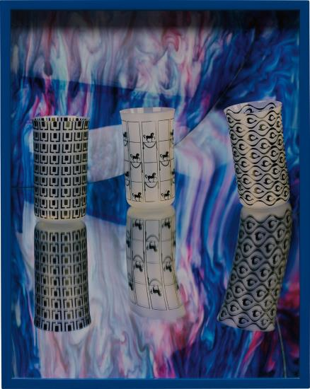 Elad Lassry-Hoffmann (Swirl)-2011