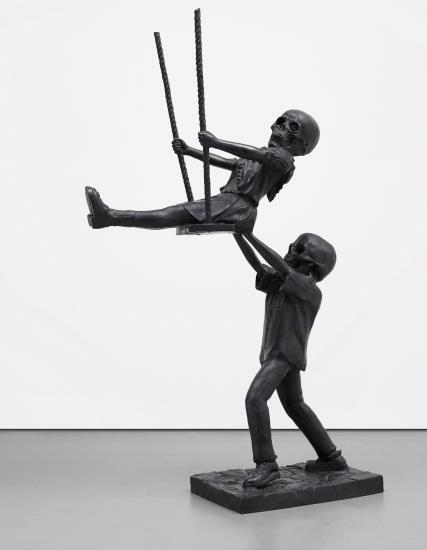 Nathan Mabry-Process Art (Hold On Tight)-2008