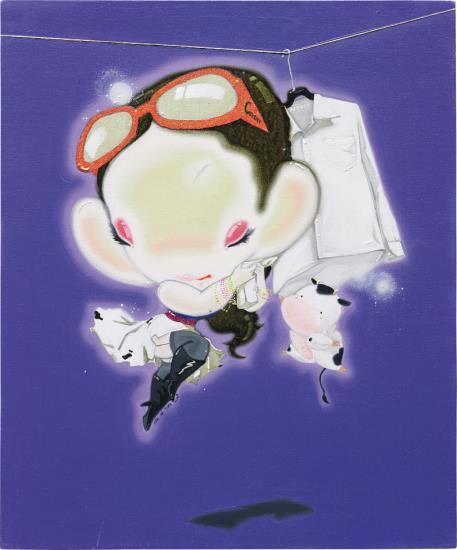 Han Yajuan-Too Hard To Say Goodbye-2007