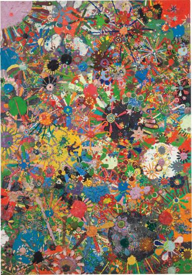 Gelitin-Flower Painting-2010
