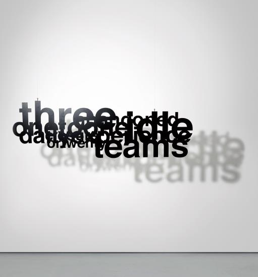Liam Gillick-Three Teams...-2004