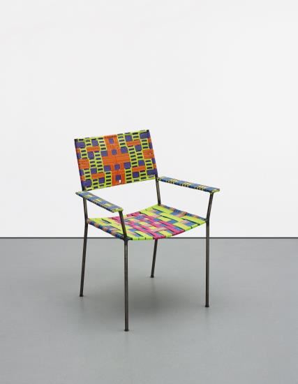 Franz West-Onkel Stuhl (Uncle Chair)-2003