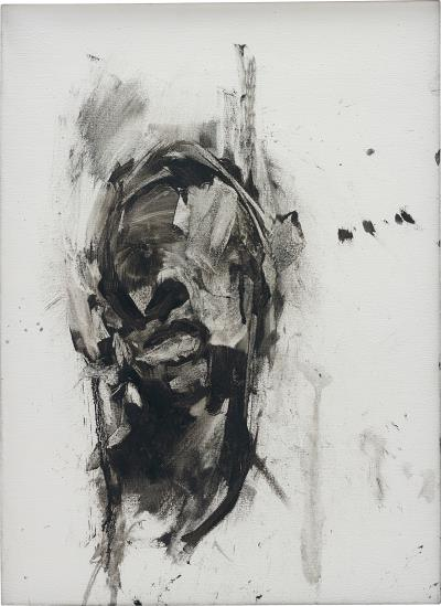 Antony Micallef-Head Study-2005