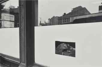 Lee Friedlander-New York City-1964