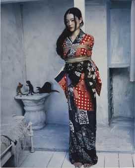 Nobuyoshi Araki-Kaori-2004