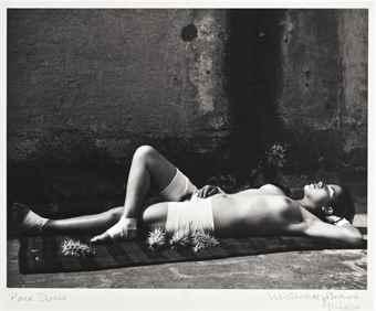 Manuel Alvarez Bravo-La Buena Fama Durmiendo-1938