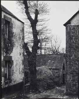 Paul Strand-In Botmeur, Finistere, France-1950