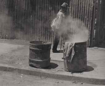 Manuel Alvarez Bravo-Peregrino en las Cosas desta Vida-1942