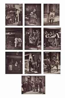John Thomson-Selected images from 'Street Life in London'-1877