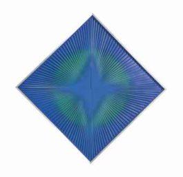 Alberto Biasi-Ottico dinamico (Optical dynamic)-1967