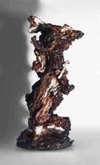 Lucio Fontana-Crocifisso (Crucified Christ)-1948