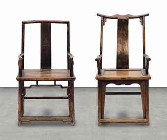 Ai Weiwei-Fairytale - 1001 Chairs (Nr. L/R-030, Nr. L/R-031)-2007