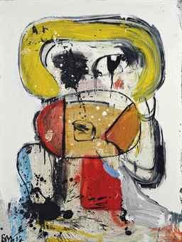 Eddie Martinez-Untitled-2012