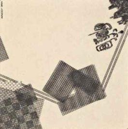Dom Sylvester Houedard-Optical Art-1964
