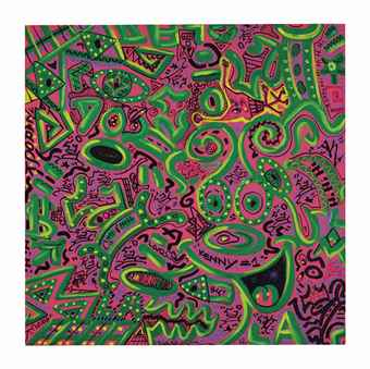 Kenny Scharf-Untitled-1984