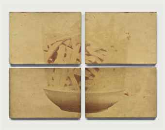 Marcel Broodthaers-Les Frites (Fries)-1968