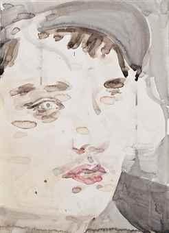 Elizabeth Peyton-Pete (Pete Doherty)-2007