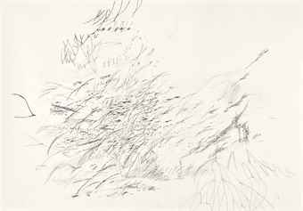 Julie Mehretu-Mind Breath Drawing (15)-2010