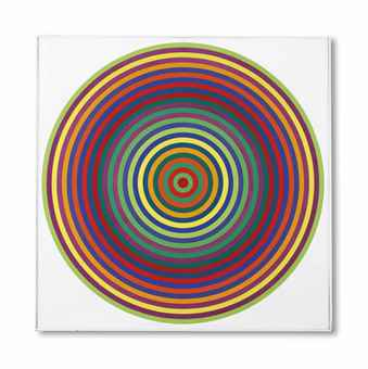 Julio Le Parc-No. 11-3 (from 23 series)-1970