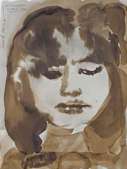 Marlene Dumas-Die Kaapster-1990