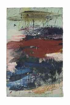 Herbert Brandl-Untitled-1987