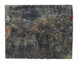 Eugene Leroy-Mer Sombre (Dark Sea)-1991