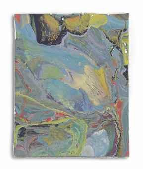 Bernard Frize-Untitled-