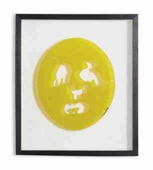 Carla Accardi-Untitled (Mask)-1999