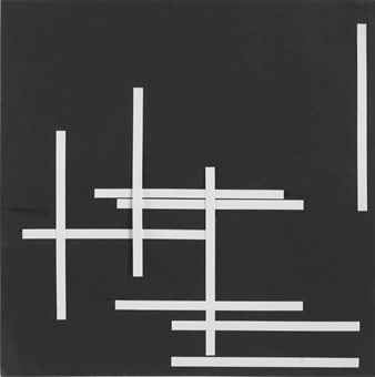 Herman De Vries-Toevalsobjectivering No. 44 (Random Objectivication No. 44)-1966