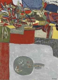 Corneille-Lumiere d'Ete (Summer Light)-1959