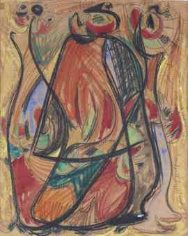Asger Jorn-Untitled-1946