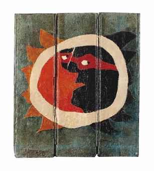 Viktor IV-Angry Sun (Ikon)-1983