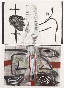 Mimmo Paladino-Untitled-1985