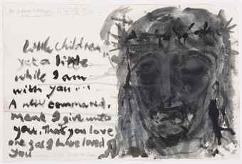 Marlene Dumas-As I Have Loved You-2011