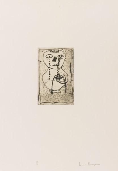 Louise Bourgeois-Vase Of Tears (Wye 26)-1990
