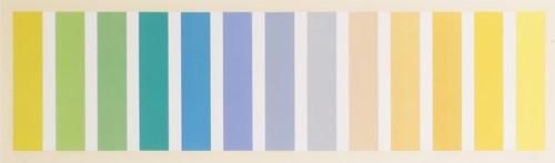 Ellsworth Kelly-Spectrum (A. 90)-1973