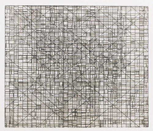 Brice Marden-Untitled (Lewison 35)-1979