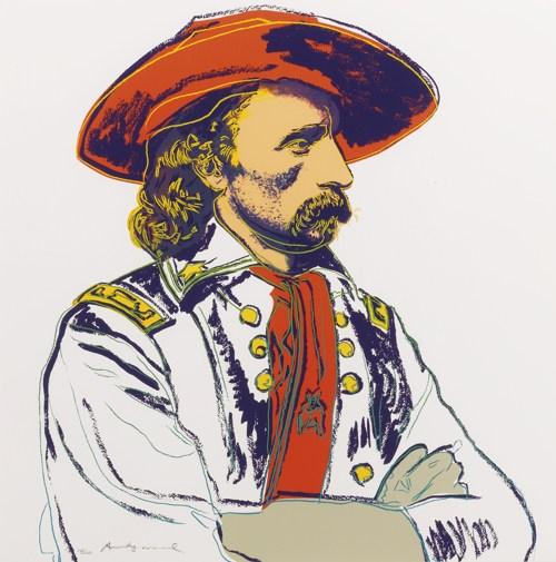 Andy Warhol-General Custer (F. & S. II.379)-1986