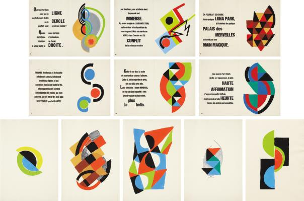 Sonia Delaunay-Rythmes-Couleurs-1966