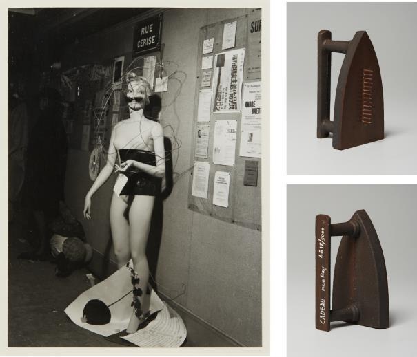 Man Ray-Resurrection Des Mannequins/Cadeau-1972