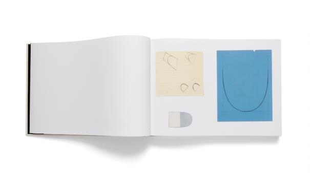Ellsworth Kelly-Tablet: 1948-1973-2002