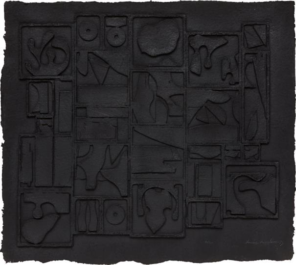 Louise Nevelson-Nightscape-1975