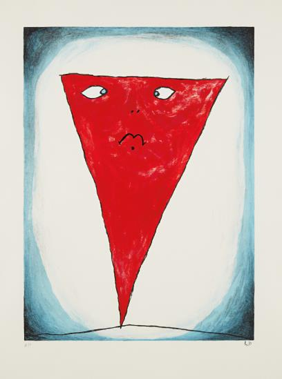 Louise Bourgeois-The Guilty Girl Is Fragile-2000