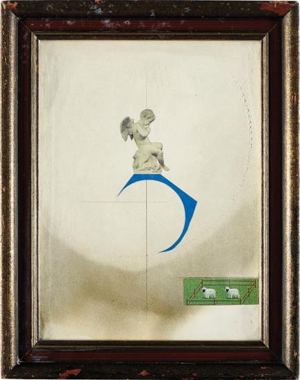 Joseph Cornell-Indirect Incognito-1969